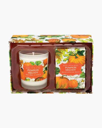 Pumpkin Melody Candle and Soap Gift Set