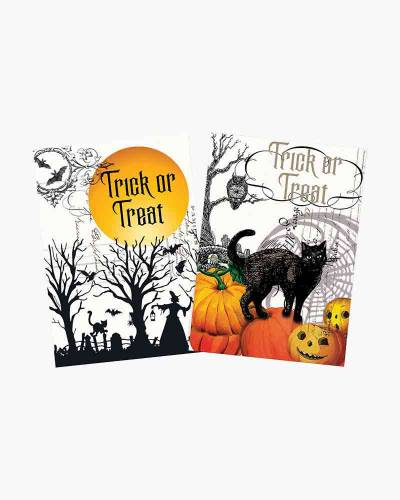 Trick or Treat Kitchen Towels (Set of 2)