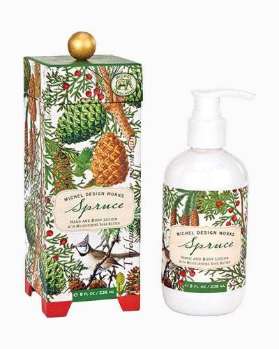Spruce Hand and Body Lotion