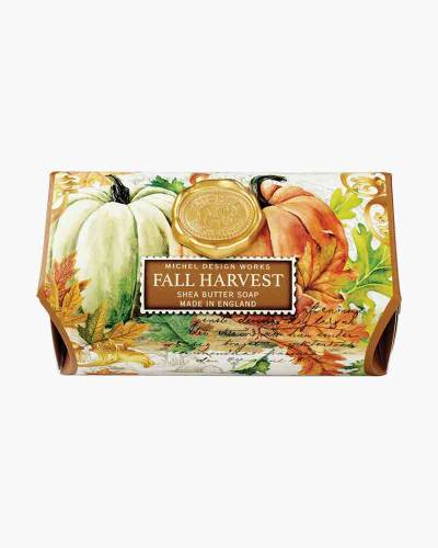 Fall Harvest Large Bath Soap Bar