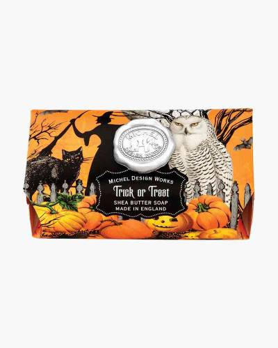 Trick or Treat Large Bar Soap