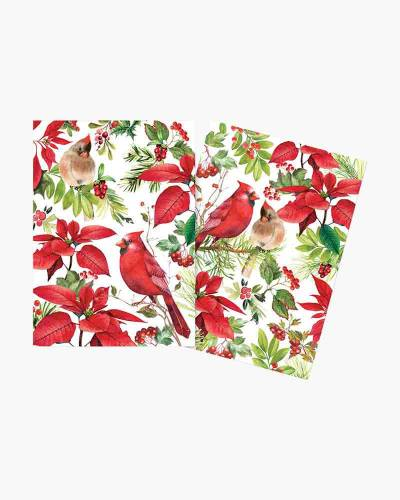 Poinsettia Kitchen Towels (Set of 2)