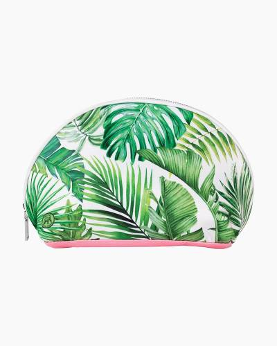 Palm Breeze Travel Cosmetic Bag