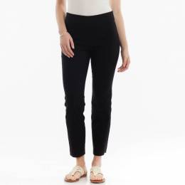 Ruby Road Pull-On Ankle Pants in Black