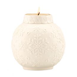 Ornamental Glow Snowflake Votive