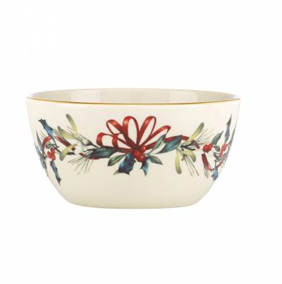 Winter Greetings Bowl