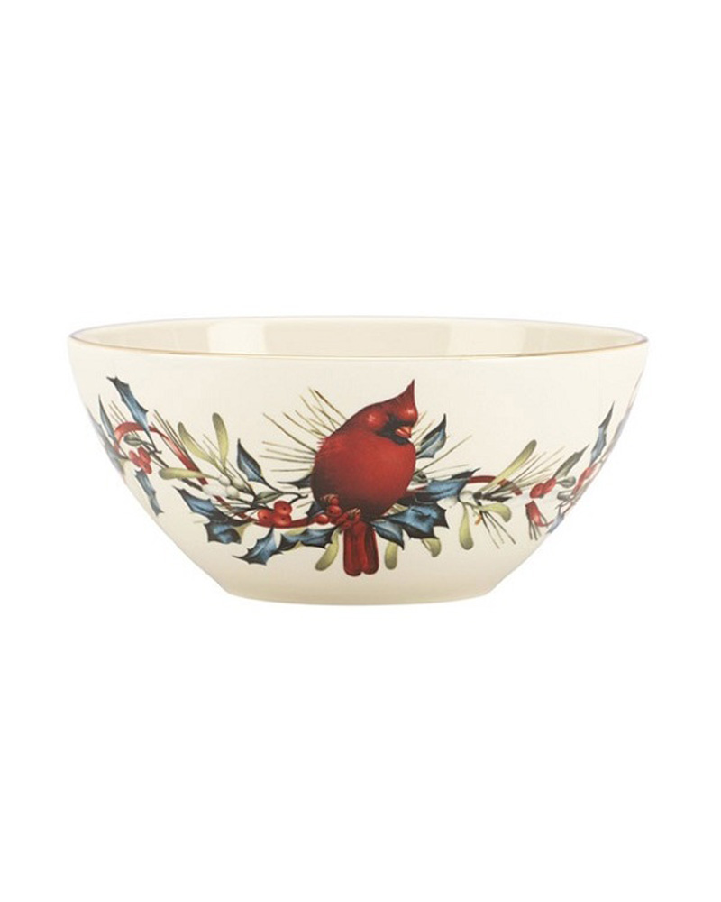Lenox 7 Winter Greetings Bowl