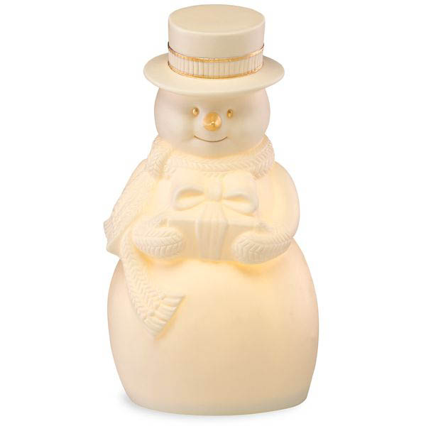 Lenox All Is Bright Snowman LED Figurine