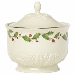 Lenox Holiday Treat Jar