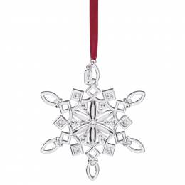 Lenox Snow Majesty Ornament