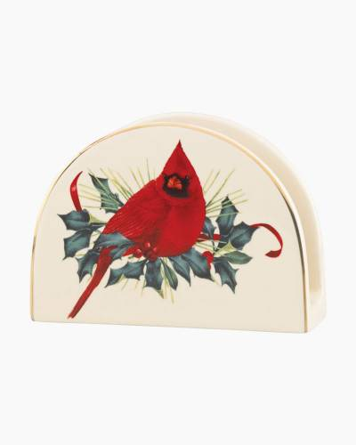 Winter Greetings Napkin Holder