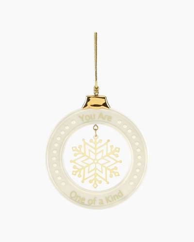 You Are One of A Kind Friend Ornament