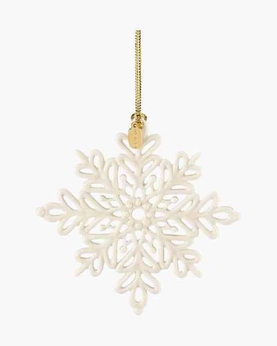 Snow Fantasies Snowflake Ornament