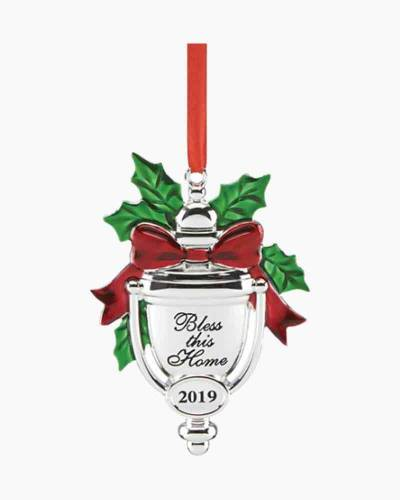 Bless This Home 2019 Ornament