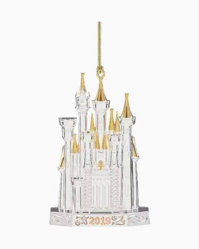 Disney Castle 2019 Ornament