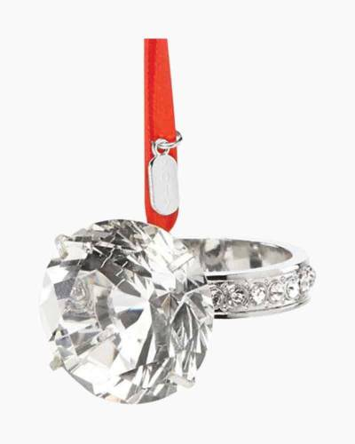 Engagement Ring 2019 Ornament