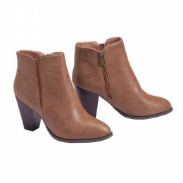 Bamboo Bootie with Stretch Side