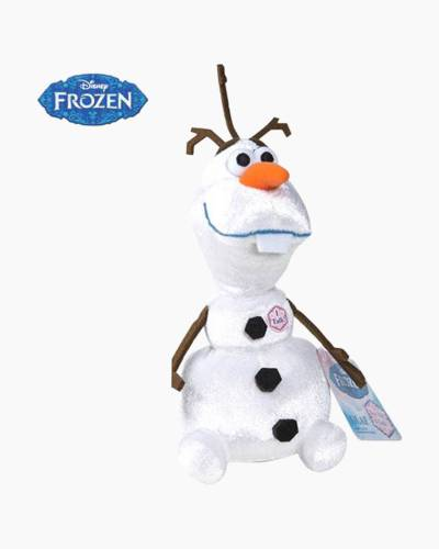 Disney Frozen Talking Olaf Plush