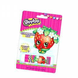 Shopkins Shopkins Strawberry Kiss Lip Balm