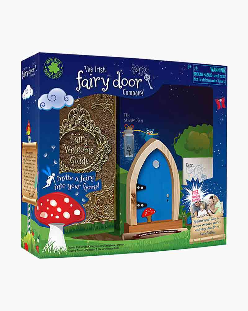 Lil Fairy Door Lil Fairy Door in Blue