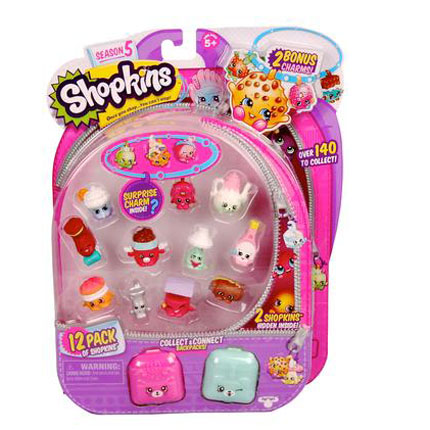 Shopkins Shopkins 12-Pack (Season 5)