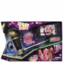 Moose Toys Selfie Mic Music Set