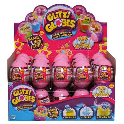 Glitzi Globes Surprise Egg