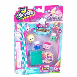 Shopkins Shopkins 5-Pack (Season 6)