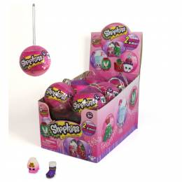 Shopkins Christmas Bauble Shopkins (2-Pack)
