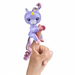 Wowwee Alika Baby Unicorn Fingerlings Toy