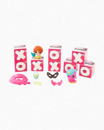 Tic Tac Toy XOXO Friends Multi Pack