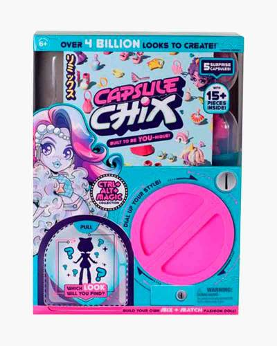 Capsule Chix Blind Pack Fashion Doll - Series 1