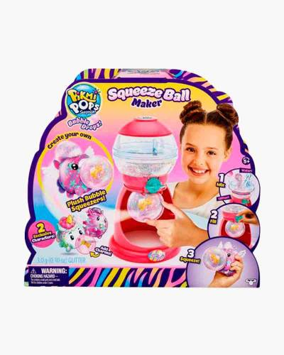 Pikmi Pops Bubble Drop Squeeze Ball Maker