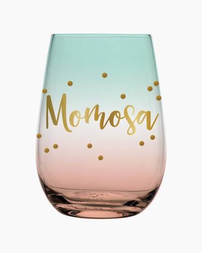 Momosa Stemless Wine Glass