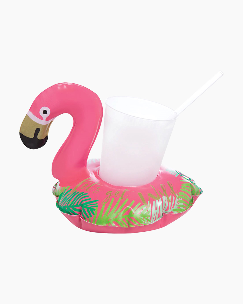 Slant Collections. Inflatable Flamingo Drink Holders ...