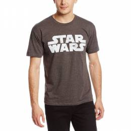 Fifth Sun Men's Grey Star Wars T-Shirt