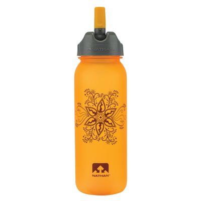 Henna Flip Straw Tritan Bottle