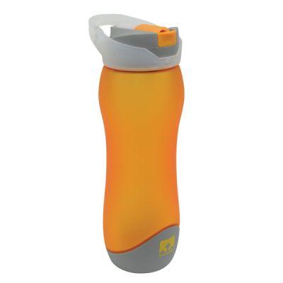 Orange Streamline Frosted Tritan Bottle