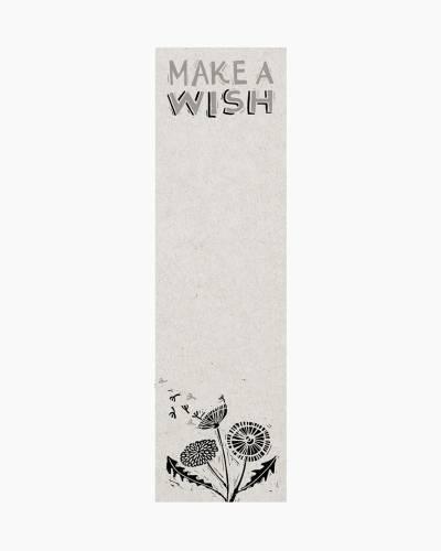 Make a Wish List Pad
