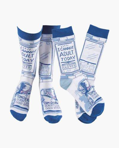 Adult Today Socks