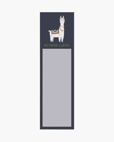 No Prob-Llama List Notepad