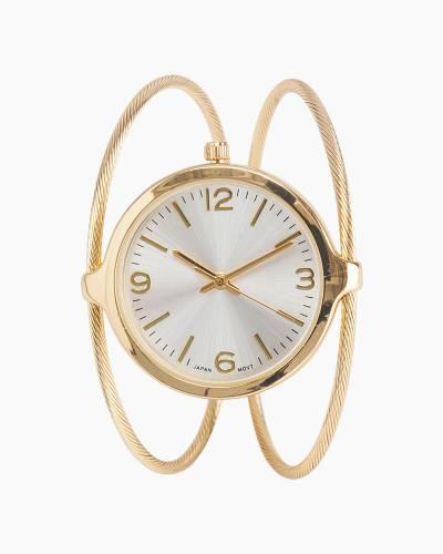Wire Cuff Watch