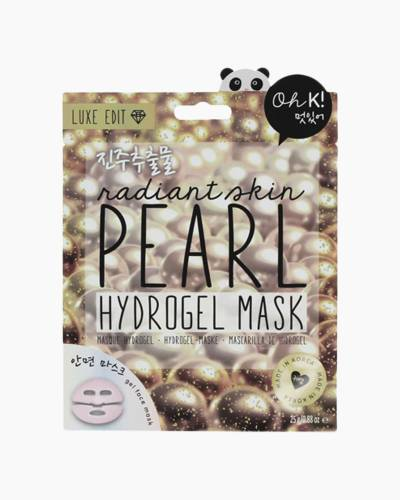 Pearl Hydrogel Face Mask