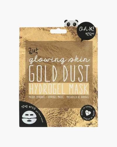 Gold Dust Hydrogel Face Mask