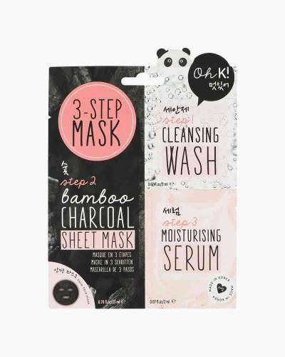 Multi-Step Charcoal Face Mask Kit