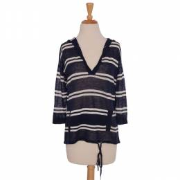 Sweaters for Less Striped Lightweight Pullover