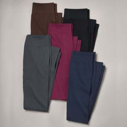 EHL Imports Fleece Waistband Leggings