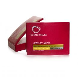 Connoisseurs Jewelry Beauty Wipes