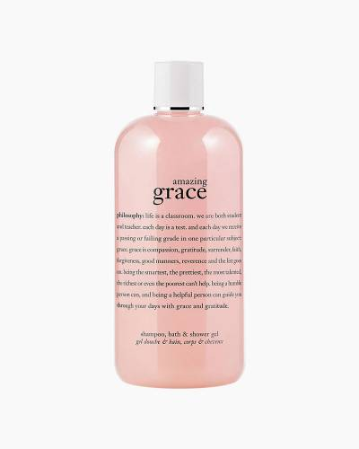 Amazing Grace Shampoo, Bath, and Shower Gel