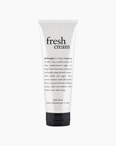 Fresh Cream Body Lotion